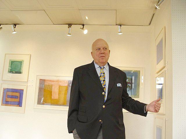 Kunsthaus galerie keim stuttgart bad cannstatt for Leben mit 100 dingen